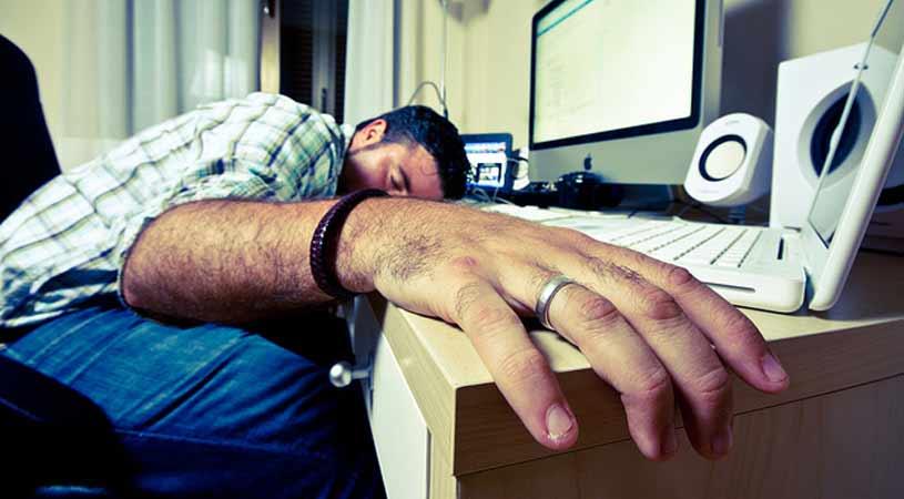 Stres i Sen. Kiedy zmęczenie nie wystarcza..