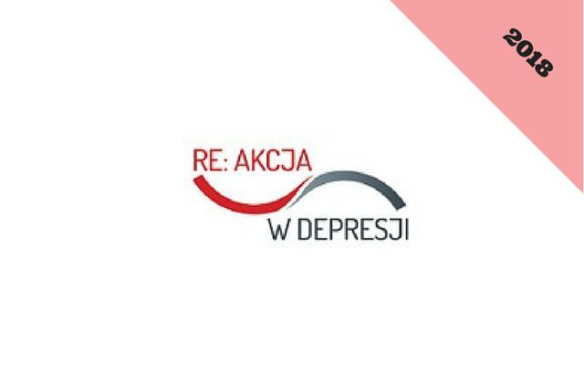 logo reakcji w depresji